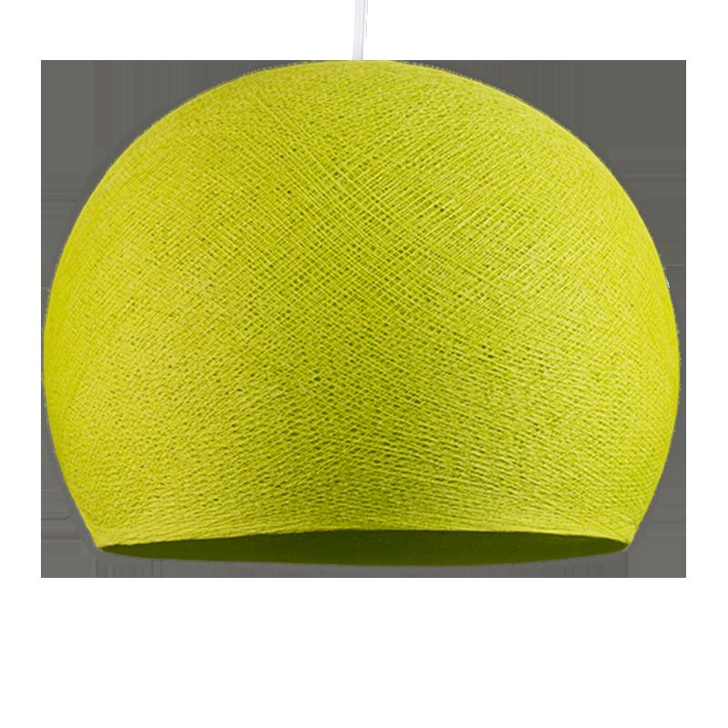 verde anice - Coprilampada cupole - La Case de Cousin Paul