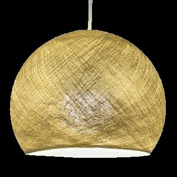 Oro - Coprilampada cupole - La Case de Cousin Paul