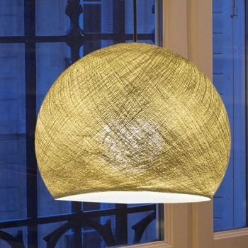 Gold - Lampshades cupolas - La Case de Cousin Paul