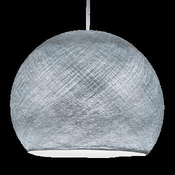 Lampenschirme Einzeln Kuppeln Silber - Lampenschirm kuppeln - La Case de Cousin Paul