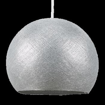 Lampenschirme Einzeln Kuppeln Silber - Lampenschirm Kuppel  - La Case de Cousin Paul