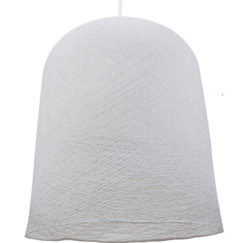 White Jupe - Lampshades jupe - La Case de Cousin Paul