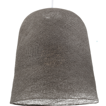 Graphite Jupe - Lampshades jupe - La Case de Cousin Paul