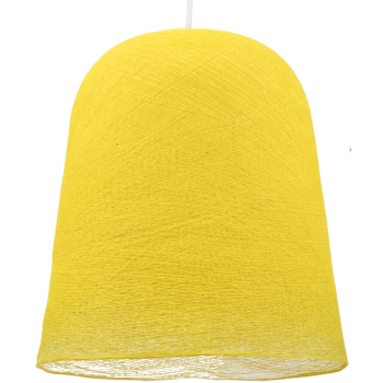 Yellow Jupe - Lampshades jupe - La Case de Cousin Paul