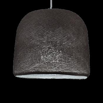 Cloche grafit - Lampenschirm cloche - La Case de Cousin Paul