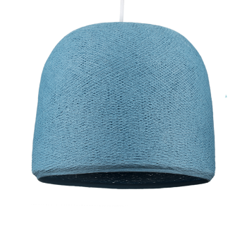 Cloche denim - Lampshades cloche - La Case de Cousin Paul