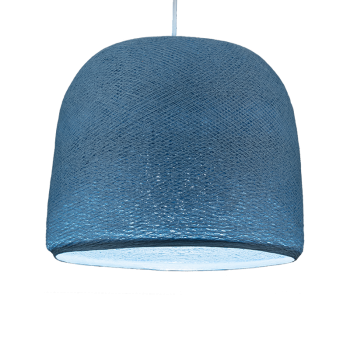 Cloche denim - Lampenkappen cloche - La Case de Cousin Paul