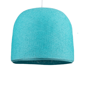 Cloche aqua - Lampshades cloche - La Case de Cousin Paul