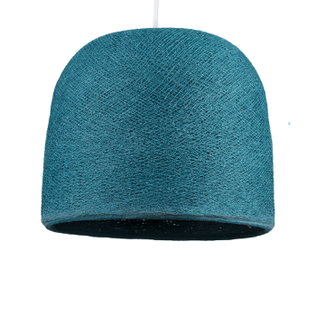 Cloche azul pato - Pantallas Individuales cloche - La Case de Cousin Paul