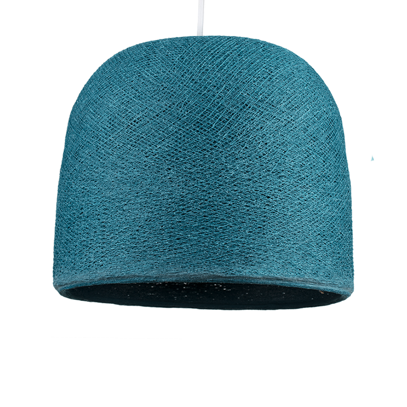 Cloche duck blue - Lampshades cloche - La Case de Cousin Paul