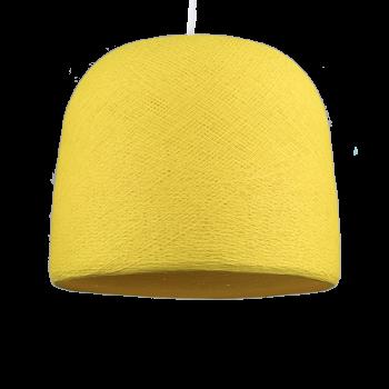 Cloche geel - Lampenkappen cloche - La Case de Cousin Paul