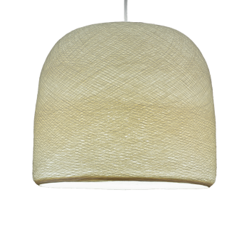Cloche ivory - Lampshades cloche - La Case de Cousin Paul