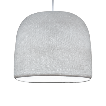 Cloche white - Lampshades cloche - La Case de Cousin Paul