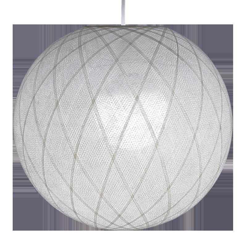 Art déco white - Lampshades Only Art déco - La Case de Cousin Paul