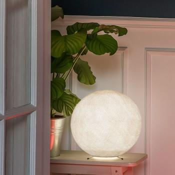 Lampe à poser globe S écru - Lampe à poser - La Case de Cousin Paul
