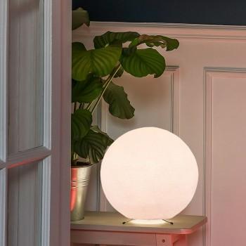 Base sugared almond ball S - Lampe à poser - La Case de Cousin Paul