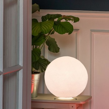 Base per una sfera S confetto - Lampe à poser - La Case de Cousin Paul