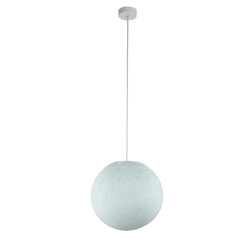 Suspension simple globe M azur - Suspension simple - La Case de Cousin Paul