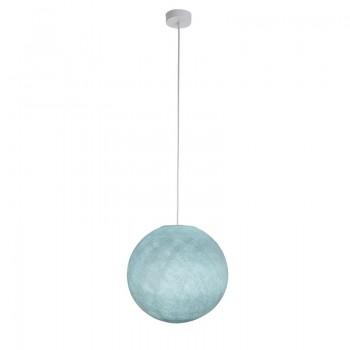 Pack suspension simple globe M azur