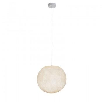 Pack suspension simple globe M écru