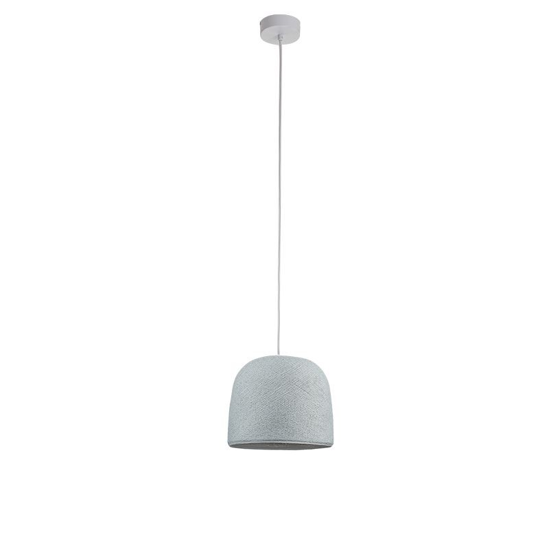 Suspension simple Cloche gris perle - Suspension simple - La Case de Cousin Paul