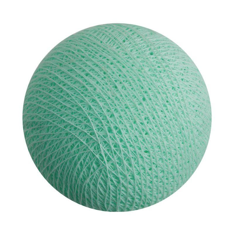 mint - Baby night light balls - La Case de Cousin Paul