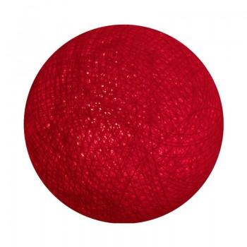 rosso vermiglio - Palle da notte per bambini - La Case de Cousin Paul
