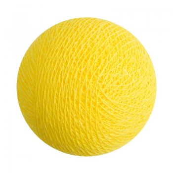 lemon - Baby night light balls - La Case de Cousin Paul
