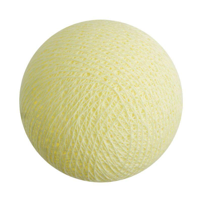 vanilla - Baby night light balls - La Case de Cousin Paul