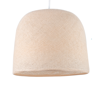 Cloche ecru - Lampshades cloche - La Case de Cousin Paul
