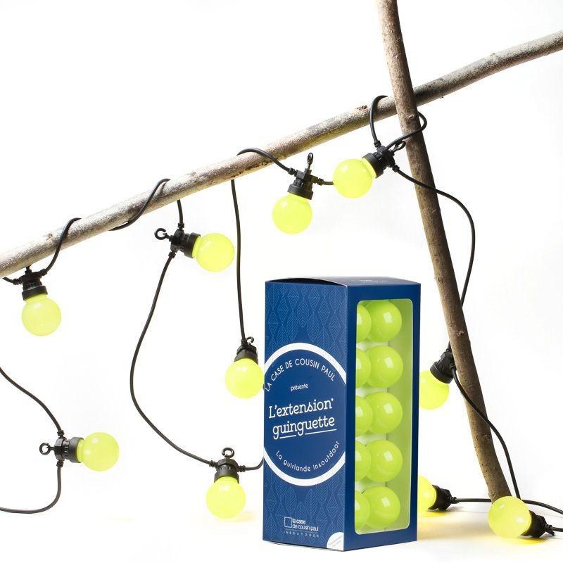 Extension Guinguette Kiwi - Outdoor gift boxes  - La Case de Cousin Paul