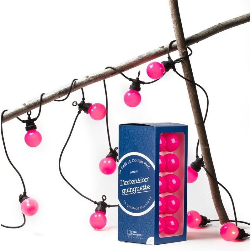 Extension Guinguette Rose - Guinguette gift boxes  - La Case de Cousin Paul