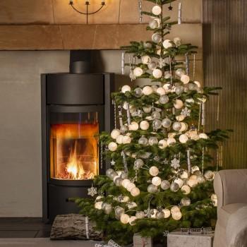 """3 Pimp ton sapin """"Luge"""" string ligth - Christmas decoration - La Case de Cousin Paul"""
