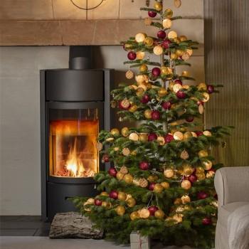 "3 Leutchgirland Pimp ton sapin ""Carillon"" - Weihnachtsdekoration - La Case de Cousin Paul"