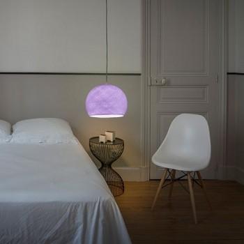 light purple - Lampshades cupolas - La Case de Cousin Paul