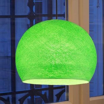Coupole vert flash - Abat-jour coupole - La Case de Cousin Paul