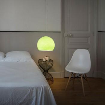 amandelgroen - Lampenkappen Los koepellampen - La Case de Cousin Paul