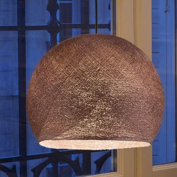 chocolade - Lampenkappen Los koepellampen - La Case de Cousin Paul