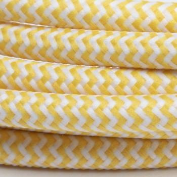 El colgante nómada amarillo - Accesorios para lamparas - La Case de Cousin Paul