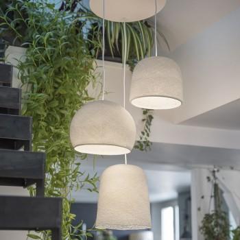 Lámpara de techo 3 blanco - Lámpara de techo 3 - La Case de Cousin Paul