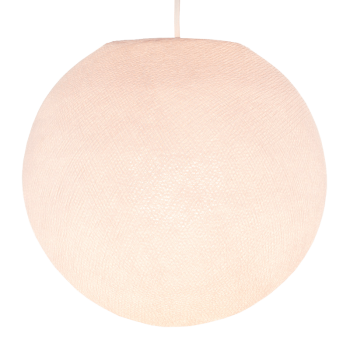Mobile hanging fixture sugared almond S ball - Mobile Light fixture - La Case de Cousin Paul