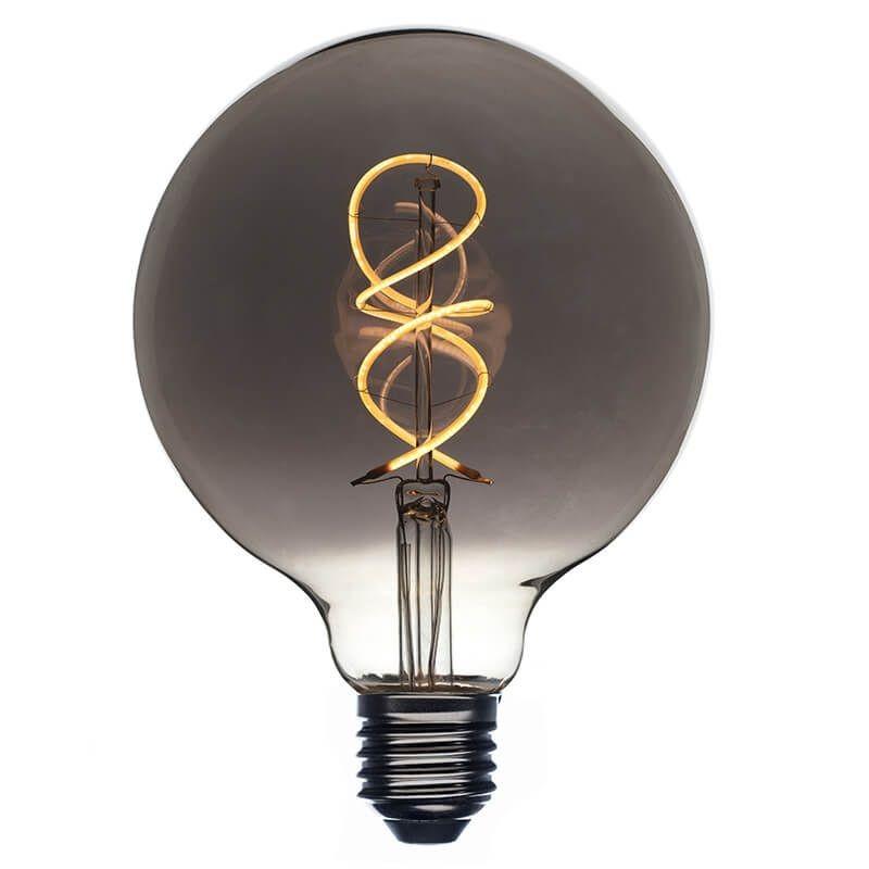 Ampoule Globe déco smocky Ø125mm - Ampoules - La Case de Cousin Paul