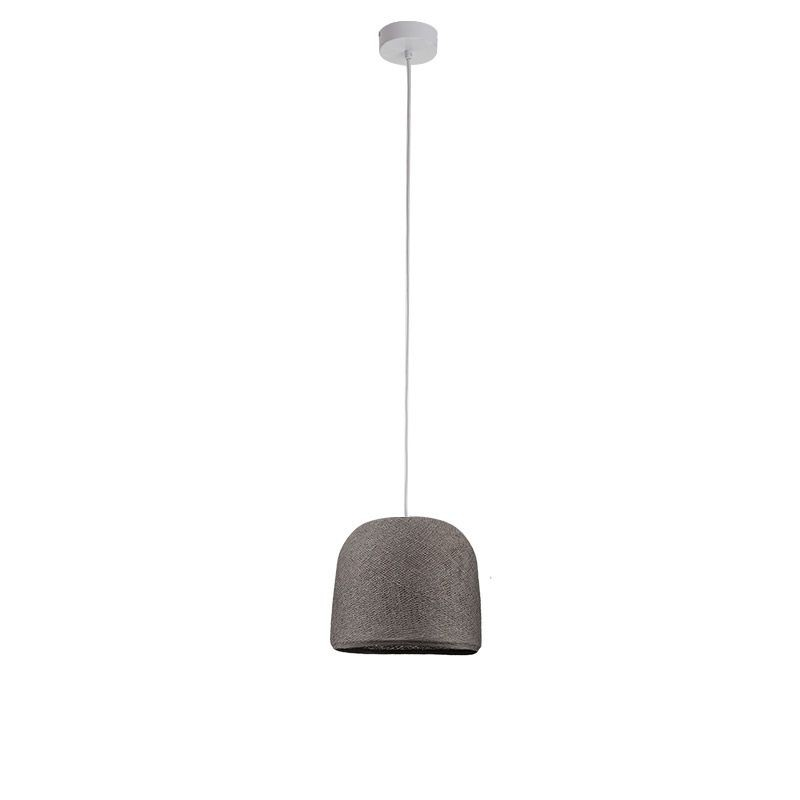 Suspension simple Cloche graphite - Suspension simple - La Case de Cousin Paul