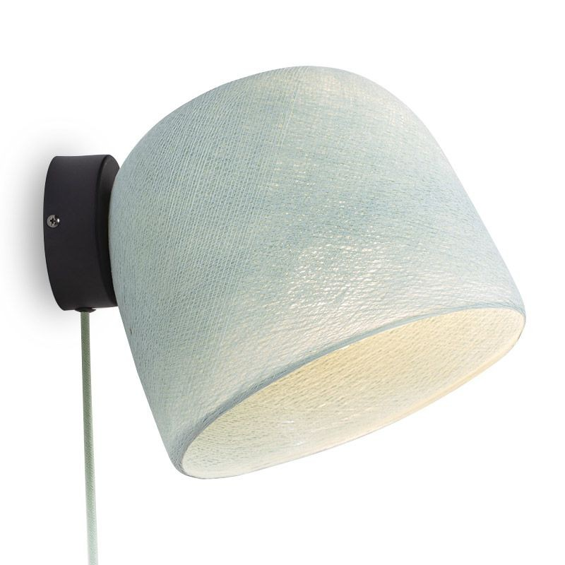 Mobiel muur licht azuurblauw - De wandlamp - La Case de Cousin Paul
