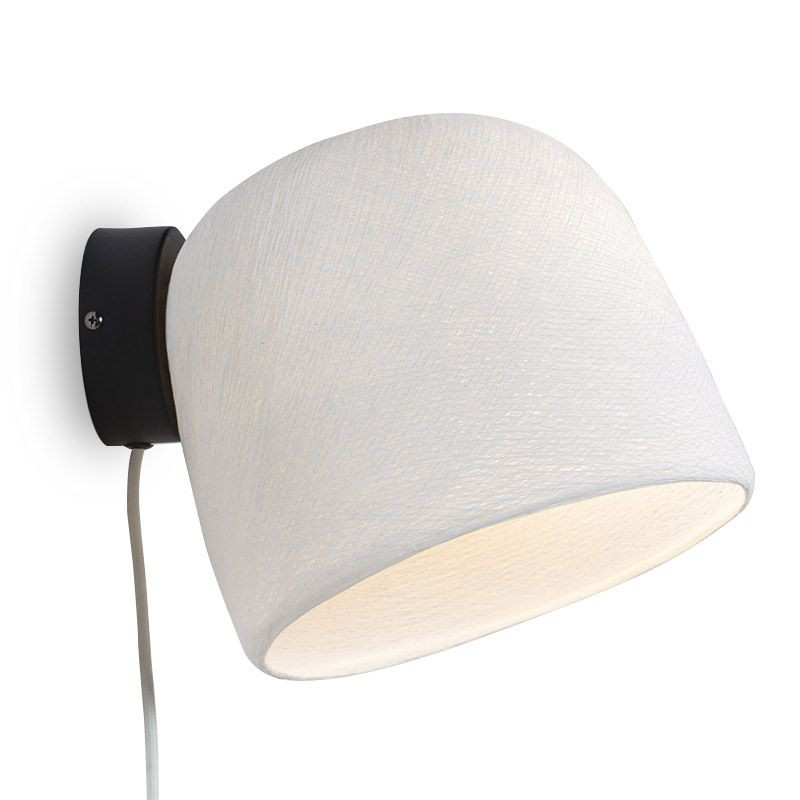 Mobile wall light white - Wall light - La Case de Cousin Paul
