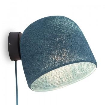 Mobiel muur licht eendenblauw - De wandlamp - La Case de Cousin Paul