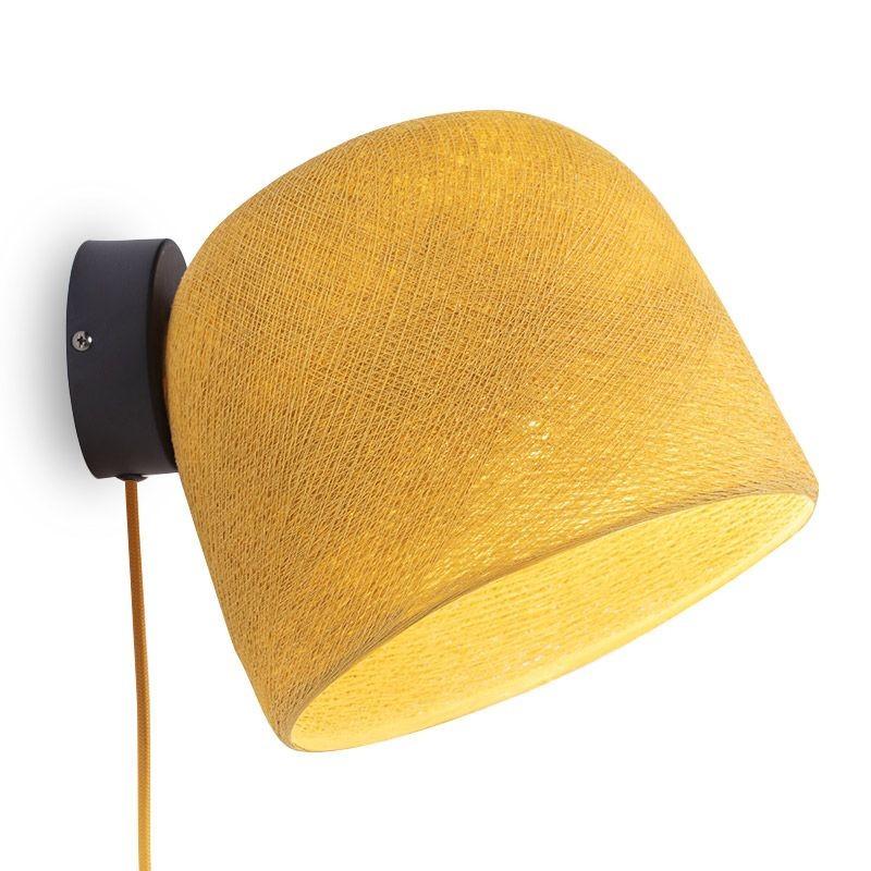 Applique nomade Cloche moutarde
