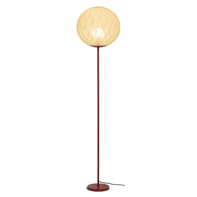 Art Deco floor lamp ivory - Floor lamp - La Case de Cousin Paul