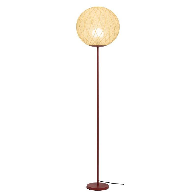 """Stehleuchte """"Art Déco"""" Terracotta - Stehlampe - La Case de Cousin Paul"""