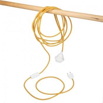 Mobile hanging fixture mustard - Lights accessories - La Case de Cousin Paul